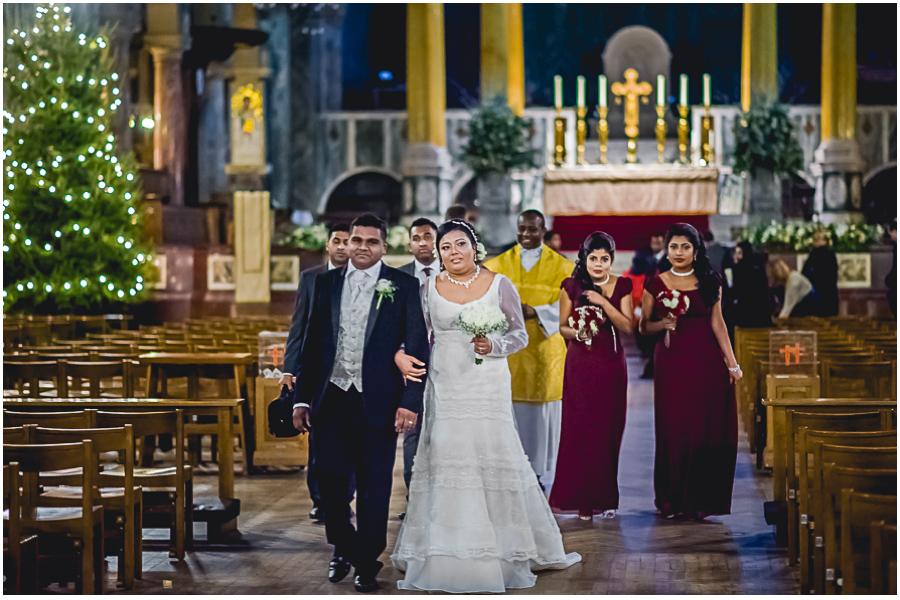 631 - Darshani and Anthony - wedding photographer in London