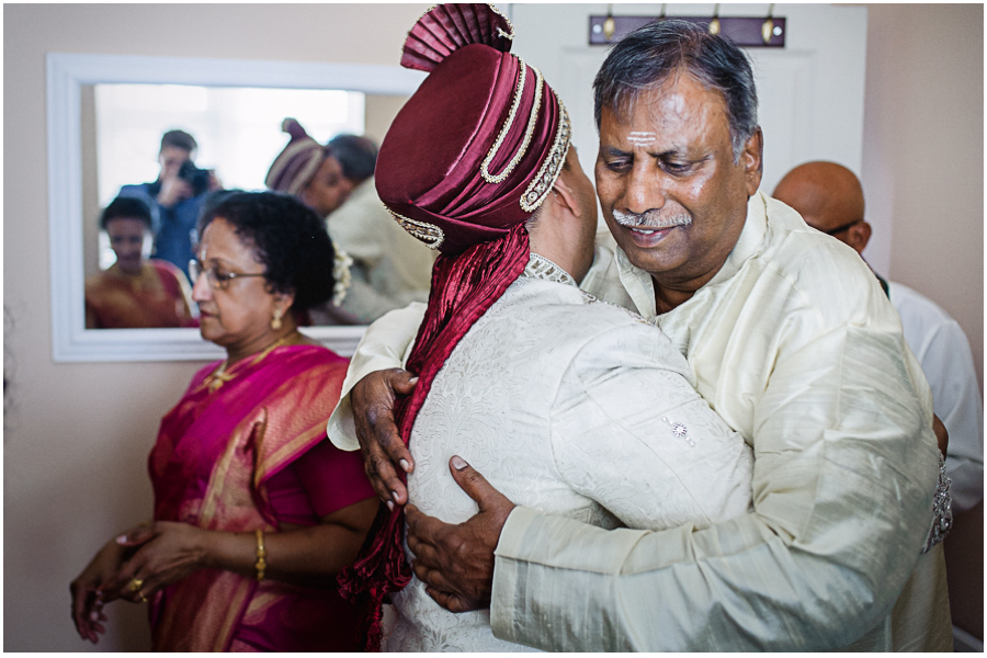 141 - Tharsen and Kathirca - Traditional Hindu Wedding Photographer