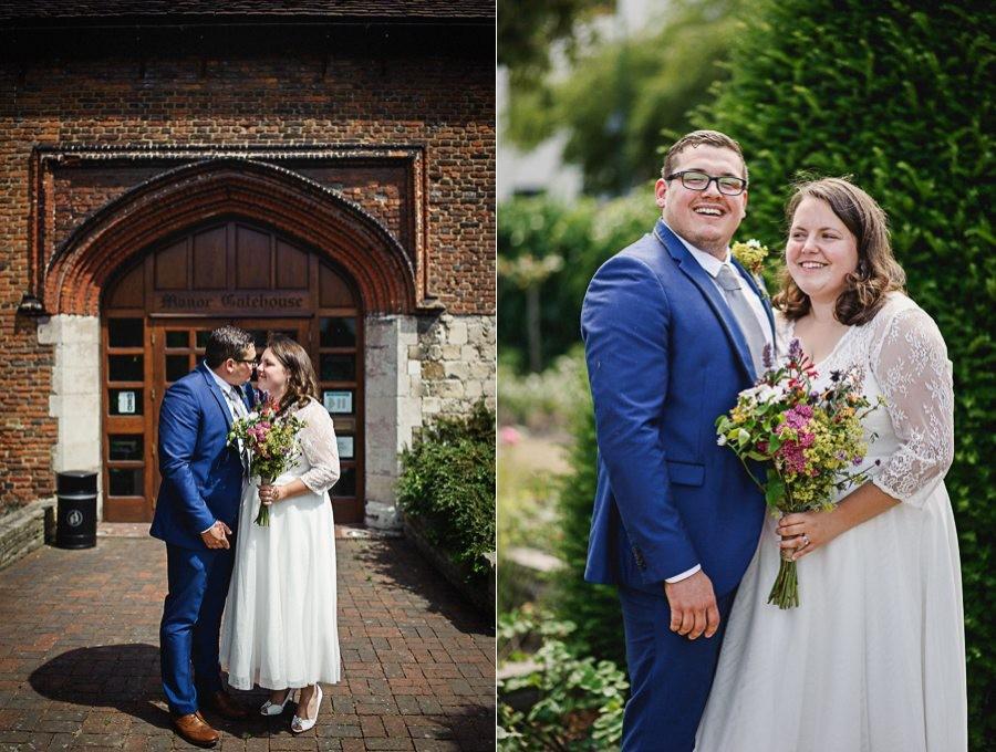 292 - Manor Gatehouse Dartford wedding Laura&Mike