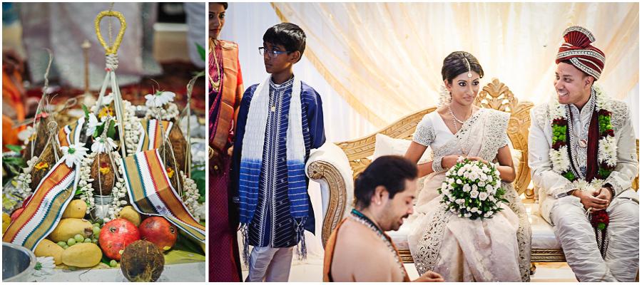 491 - Tharsen and Kathirca - Traditional Hindu Wedding Photographer