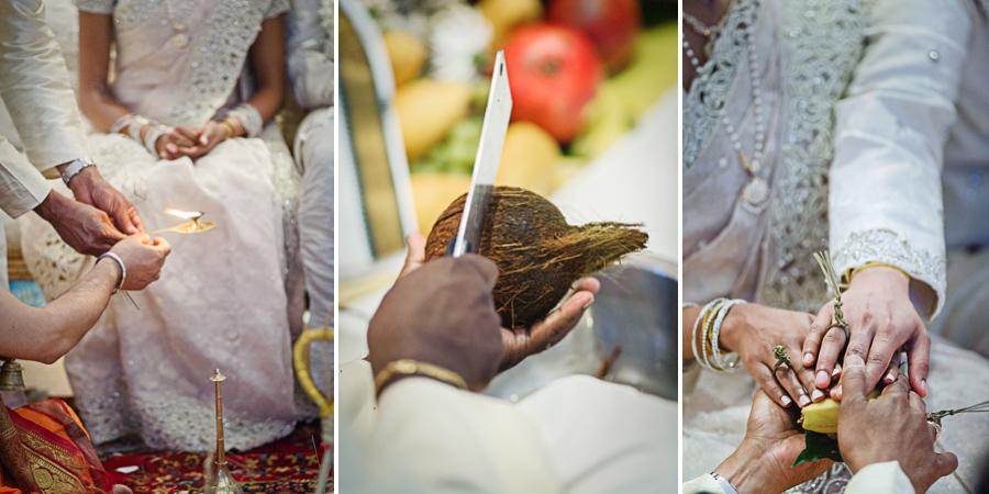 521 - Tharsen and Kathirca - Traditional Hindu Wedding Photographer