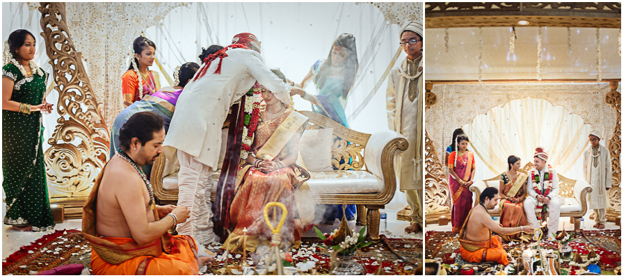 55 - Tharsen and Kathirca - Traditional Hindu Wedding Photographer
