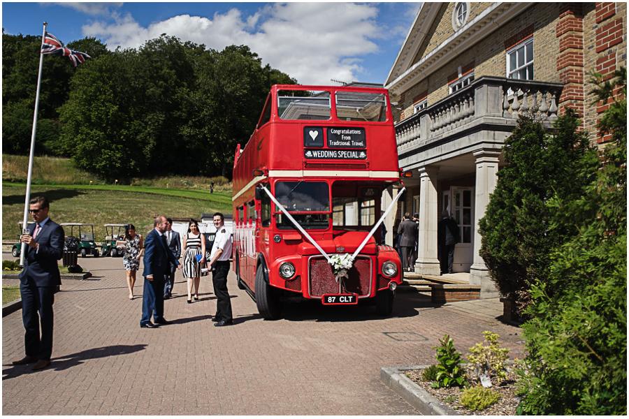 1181 - Woldingham Golf Club wedding of Liane & Andreas