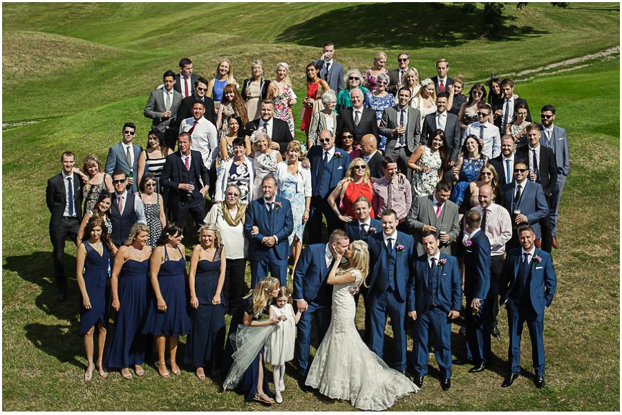 1461 - Woldingham Golf Club wedding of Liane & Andreas