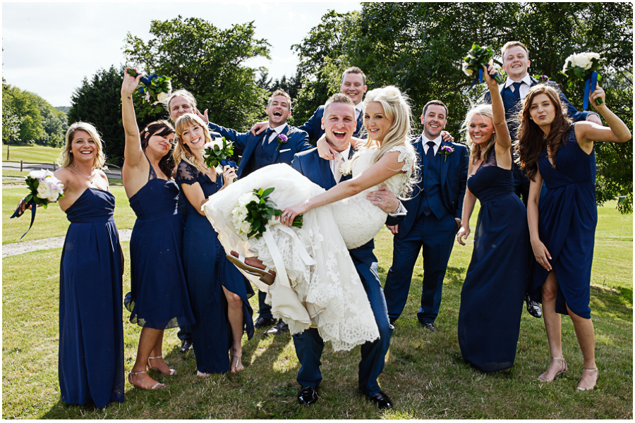 1531 - Woldingham Golf Club wedding of Liane & Andreas