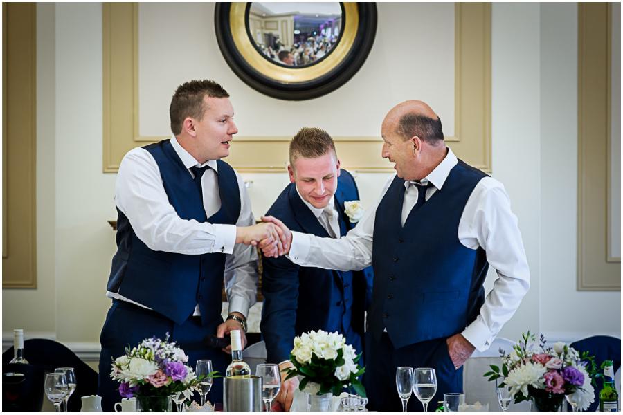 2011 - Woldingham Golf Club wedding of Liane & Andreas