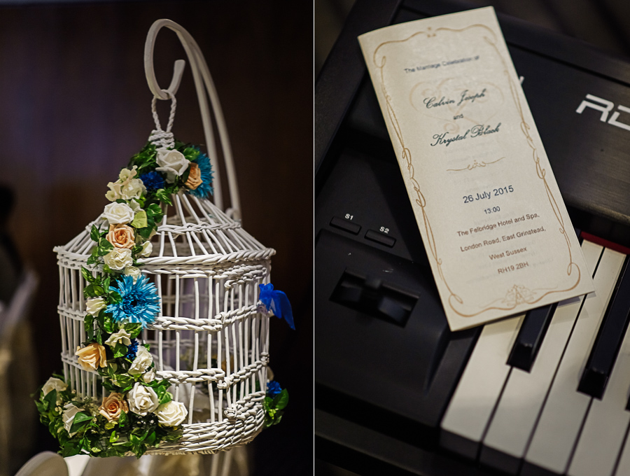 42 - Krystal and Calvin's wedding at Felbridge Hotel and Spa
