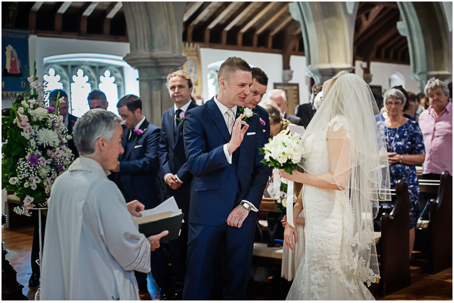 431 - Woldingham Golf Club wedding of Liane & Andreas