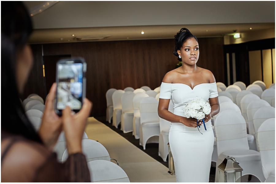 5 - Krystal and Calvin's wedding at Felbridge Hotel and Spa
