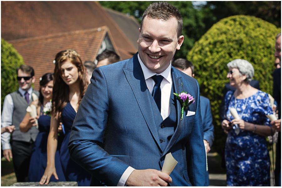 771 - Woldingham Golf Club wedding of Liane & Andreas