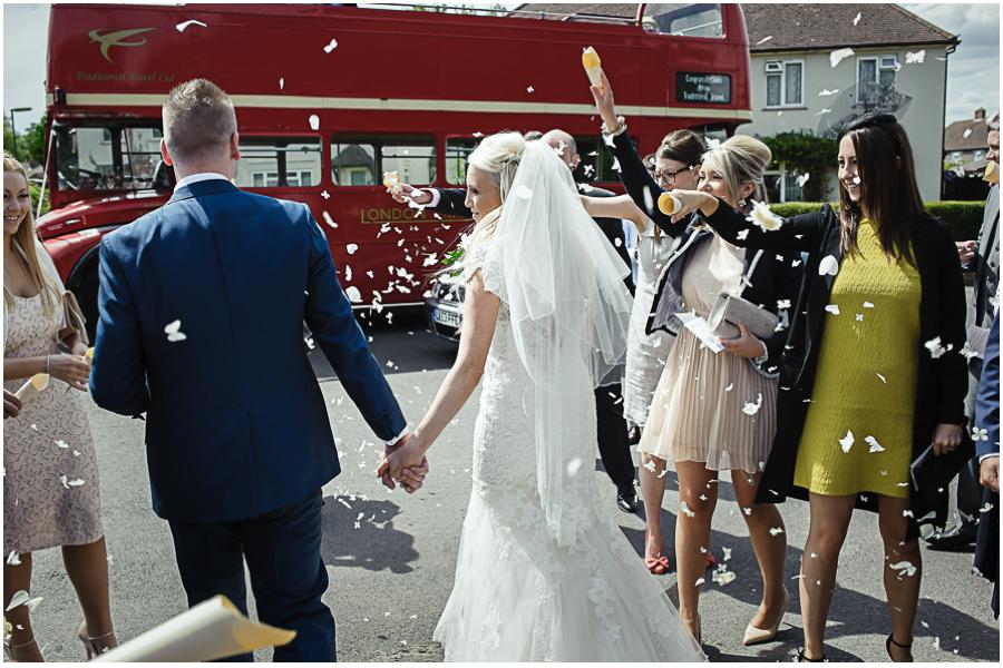 821 - Woldingham Golf Club wedding of Liane & Andreas