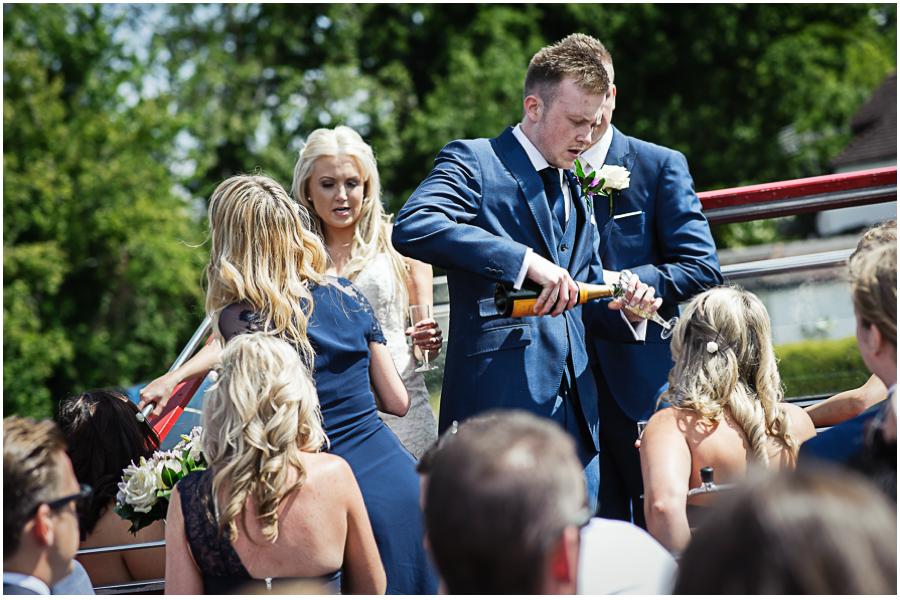 921 - Woldingham Golf Club wedding of Liane & Andreas