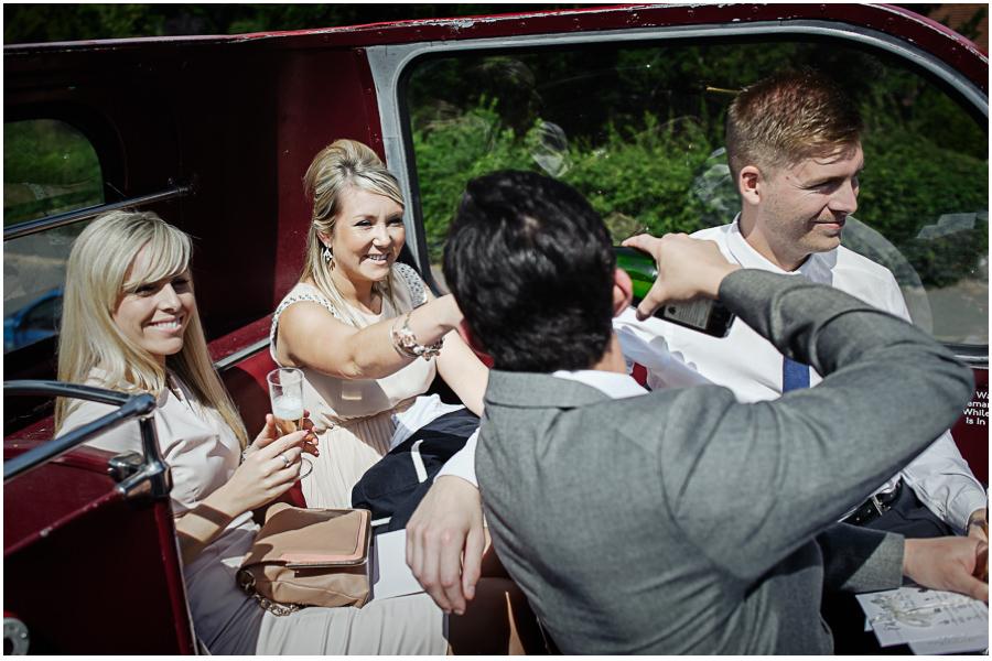 971 - Woldingham Golf Club wedding of Liane & Andreas