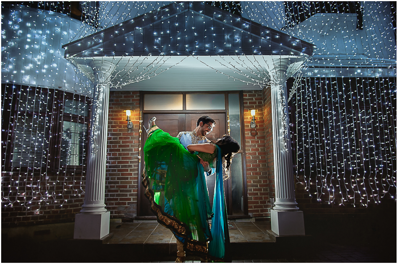 20 - Rahul and Aakrati  Wedding - Indian Wedding Photographer
