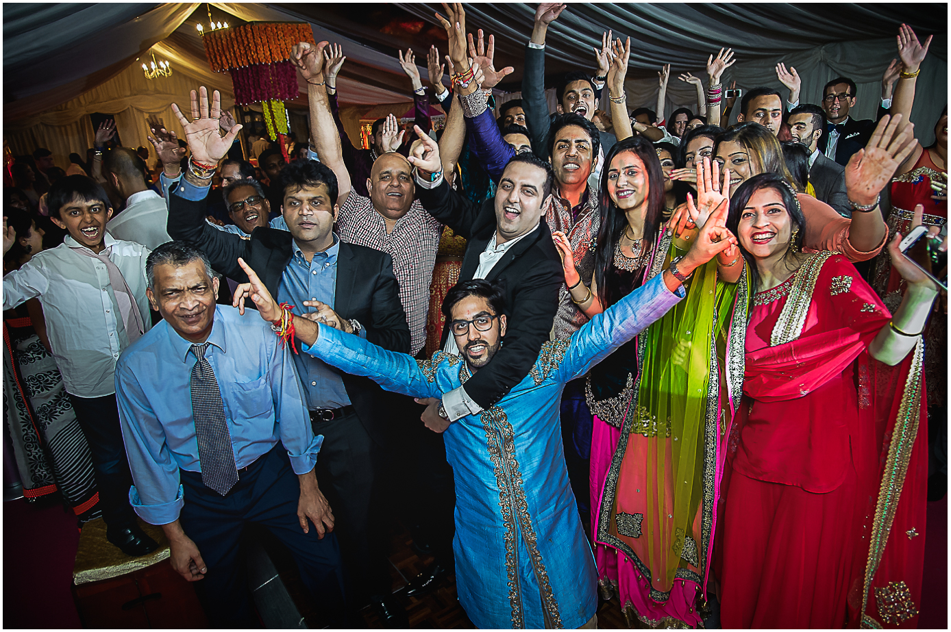 26 - Rahul and Aakrati  Wedding - Indian Wedding Photographer