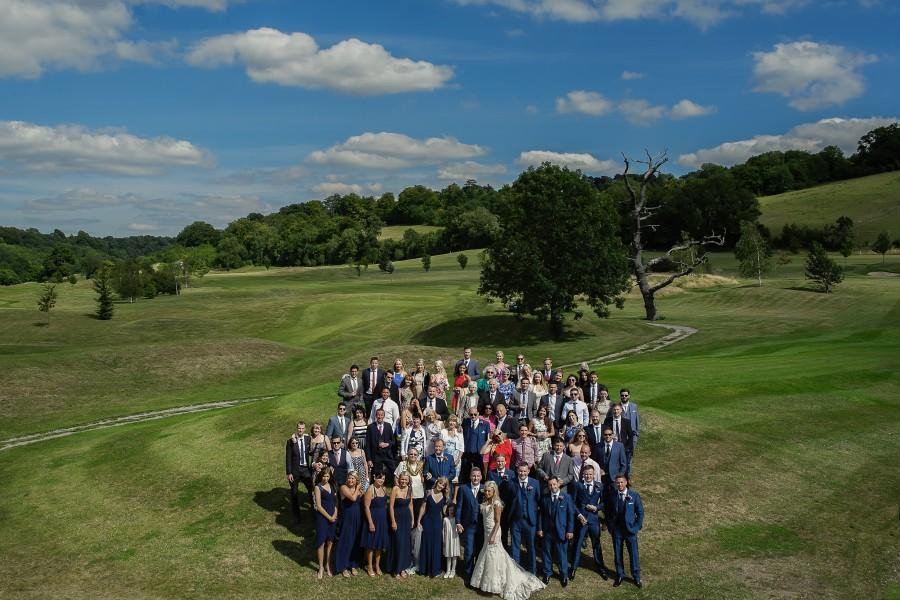wedding photographers Surrey