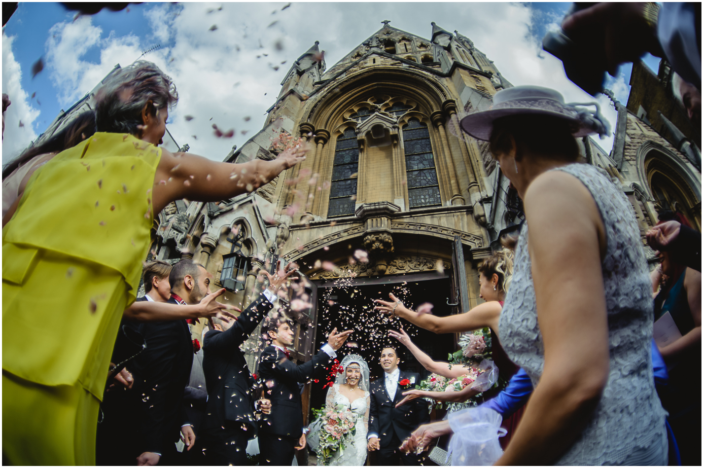 iranian wedding photographer 107 - Drapers Hall London Wedding Photographer