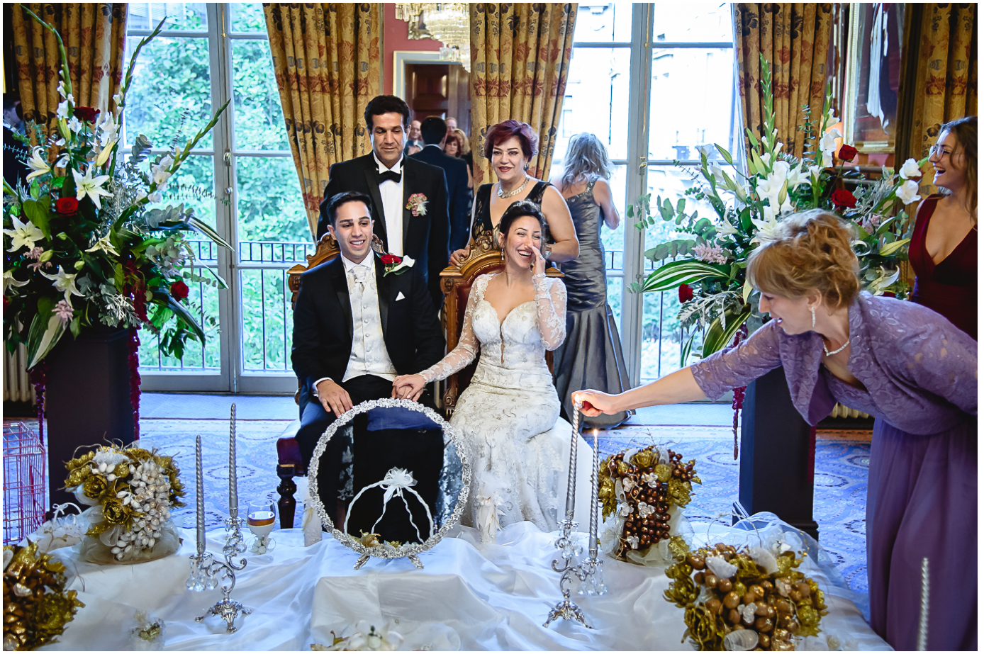 iranian wedding photographer 164 - Drapers Hall London Wedding Photographer