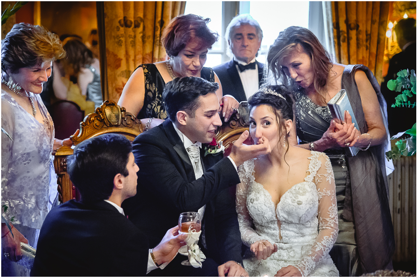 iranian wedding photographer 177 - Drapers Hall London Wedding Photographer