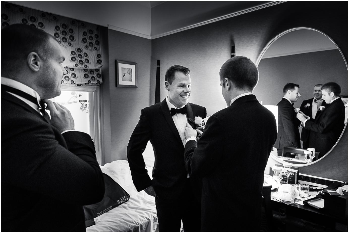 12 - Esmat and Angus - St. Ermin's Hotel London wedding photographer