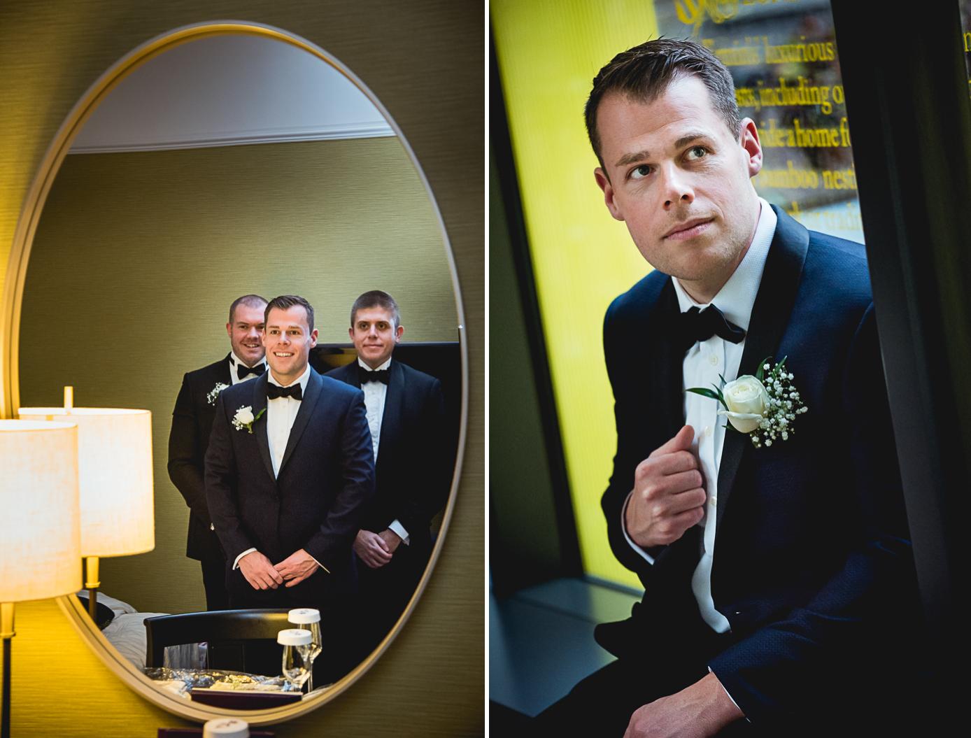 13 - Esmat and Angus - St. Ermin's Hotel London wedding photographer