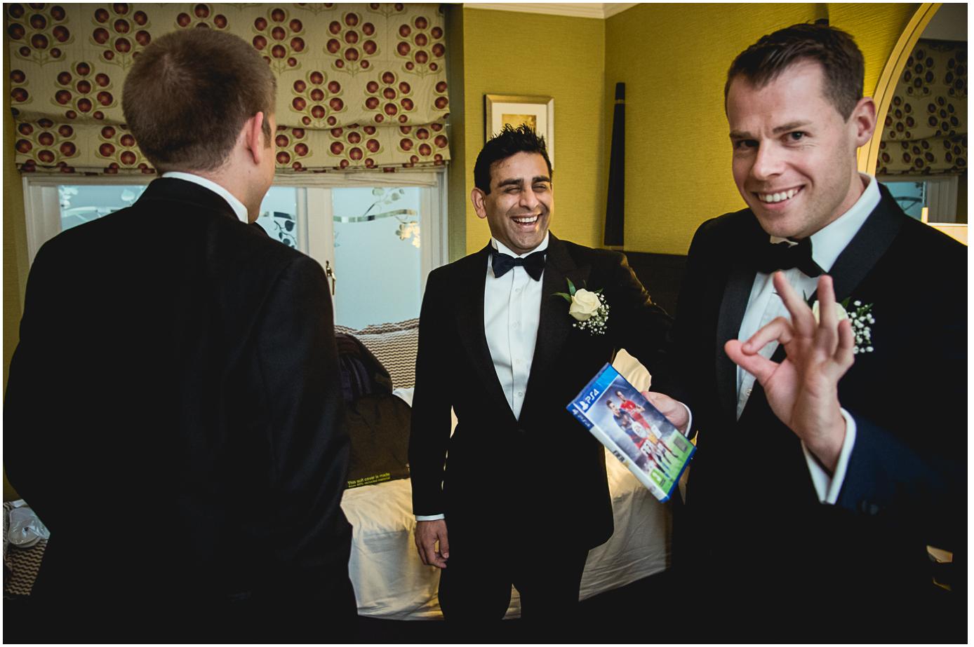14 - Esmat and Angus - St. Ermin's Hotel London wedding photographer