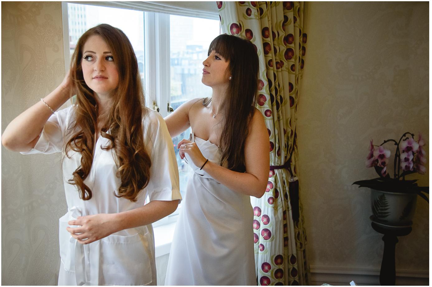 20 - Esmat and Angus - St. Ermin's Hotel London wedding photographer