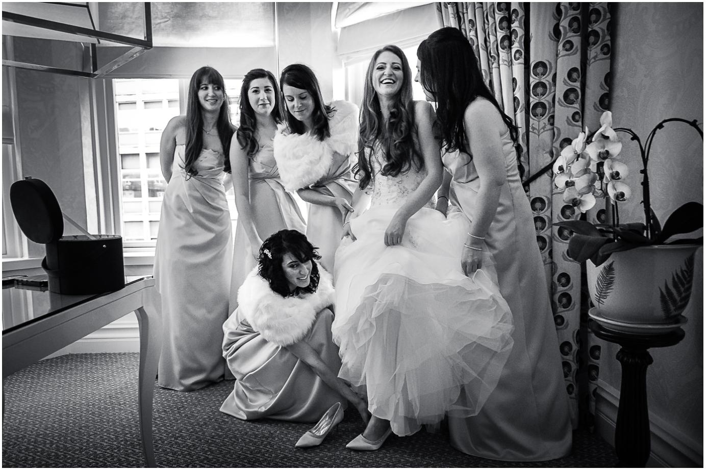 24 - Esmat and Angus - St. Ermin's Hotel London wedding photographer