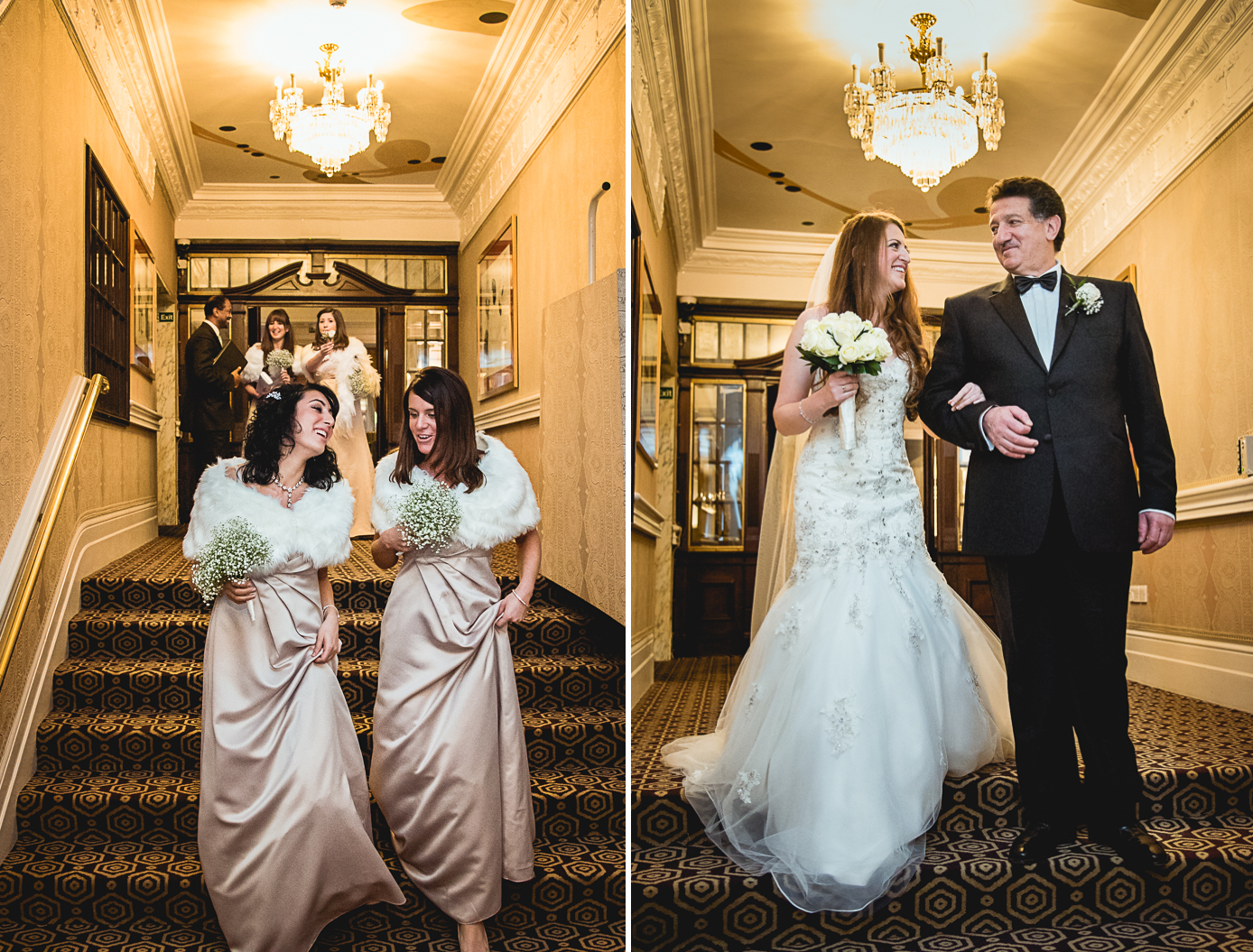 30 - Esmat and Angus - St. Ermin's Hotel London wedding photographer
