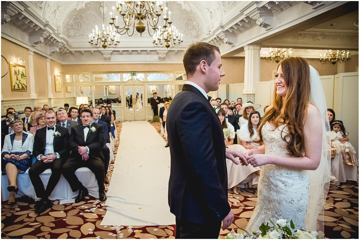 35 - Esmat and Angus - St. Ermin's Hotel London wedding photographer