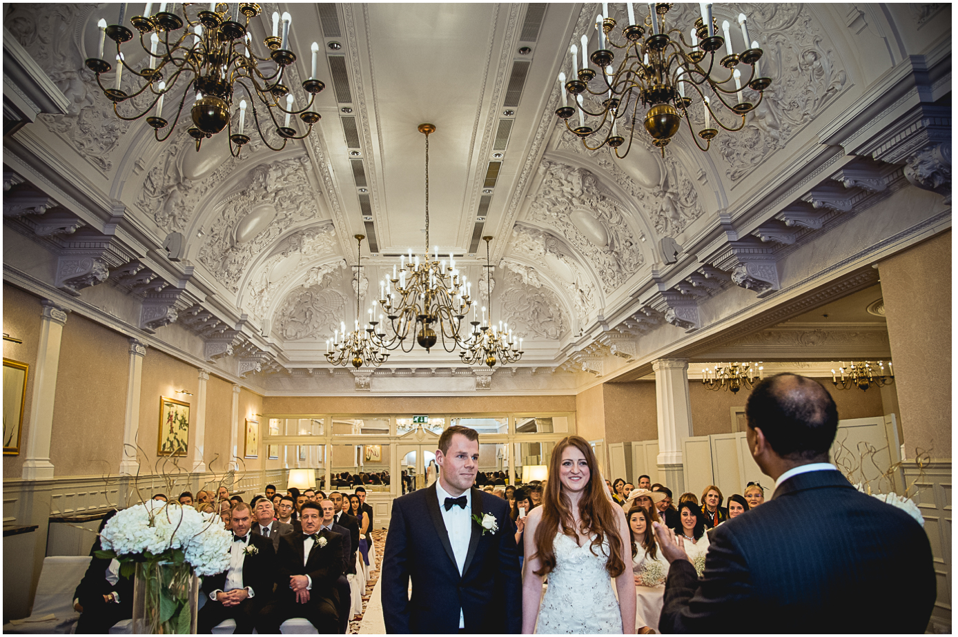 36 - Esmat and Angus - St. Ermin's Hotel London wedding photographer