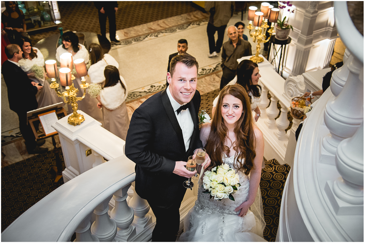 42 - Esmat and Angus - St. Ermin's Hotel London wedding photographer