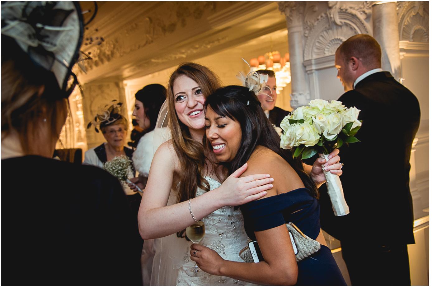 44 - Esmat and Angus - St. Ermin's Hotel London wedding photographer