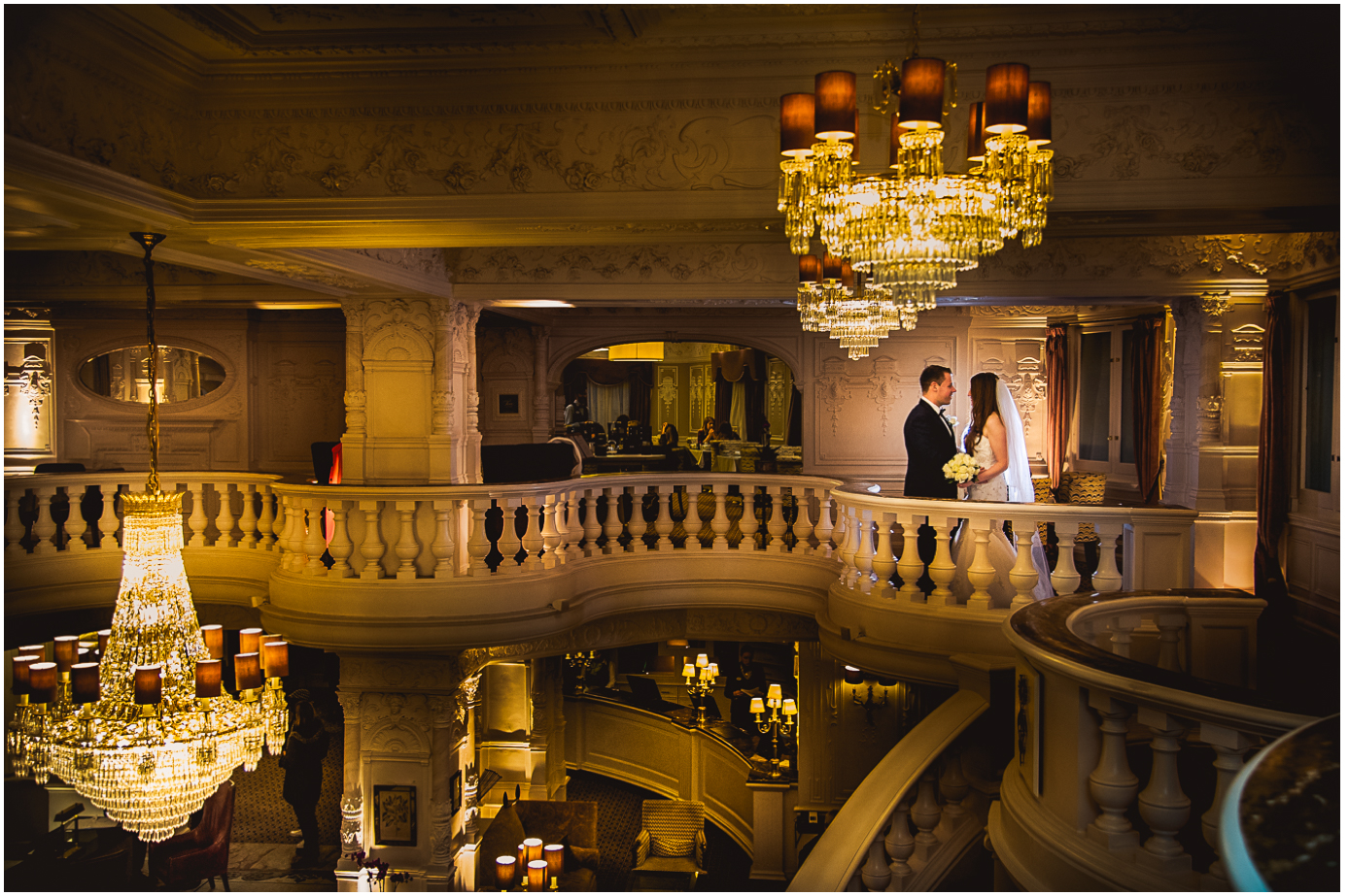 46 - Esmat and Angus - St. Ermin's Hotel London wedding photographer