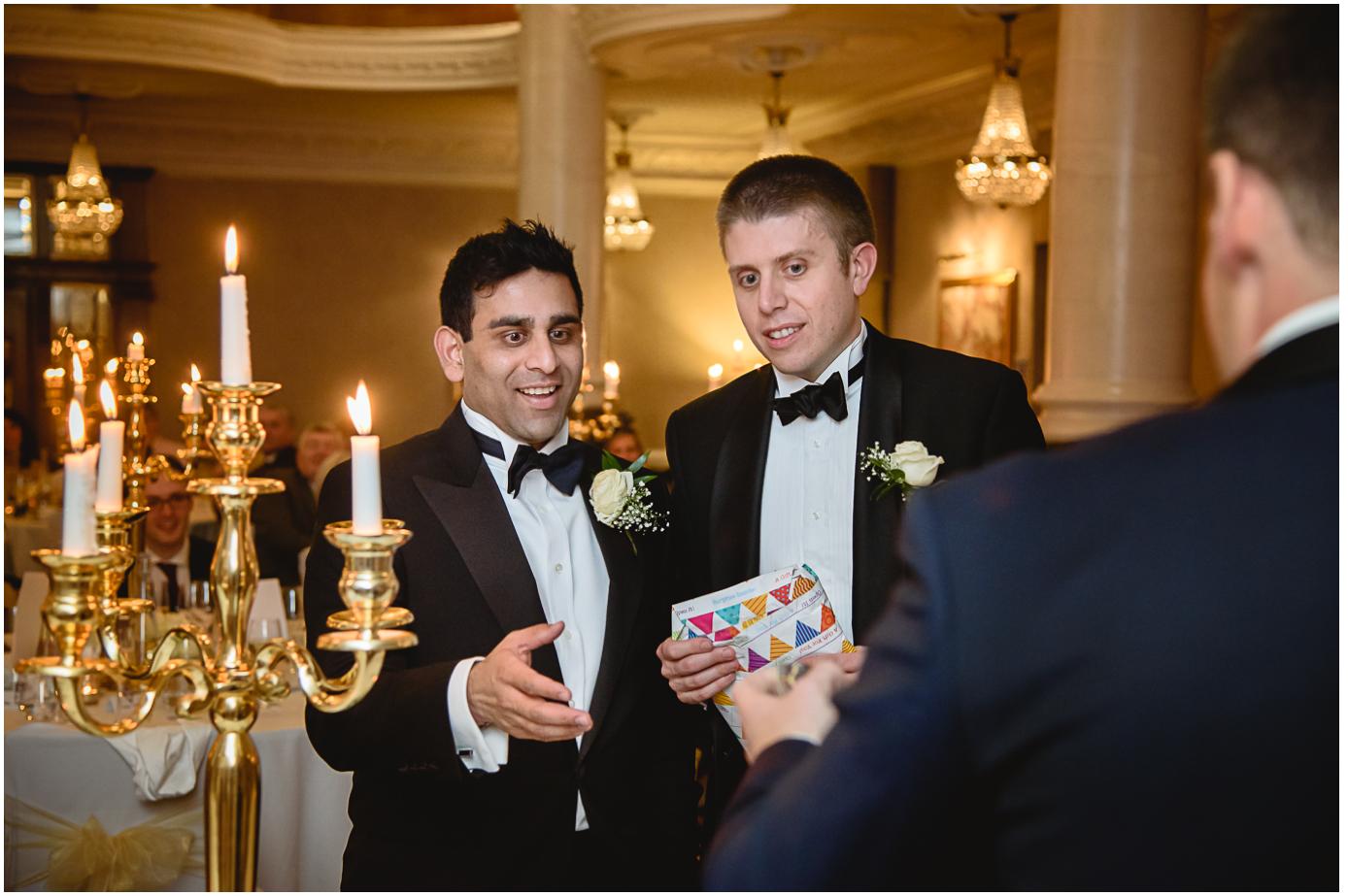 73 - Esmat and Angus - St. Ermin's Hotel London wedding photographer