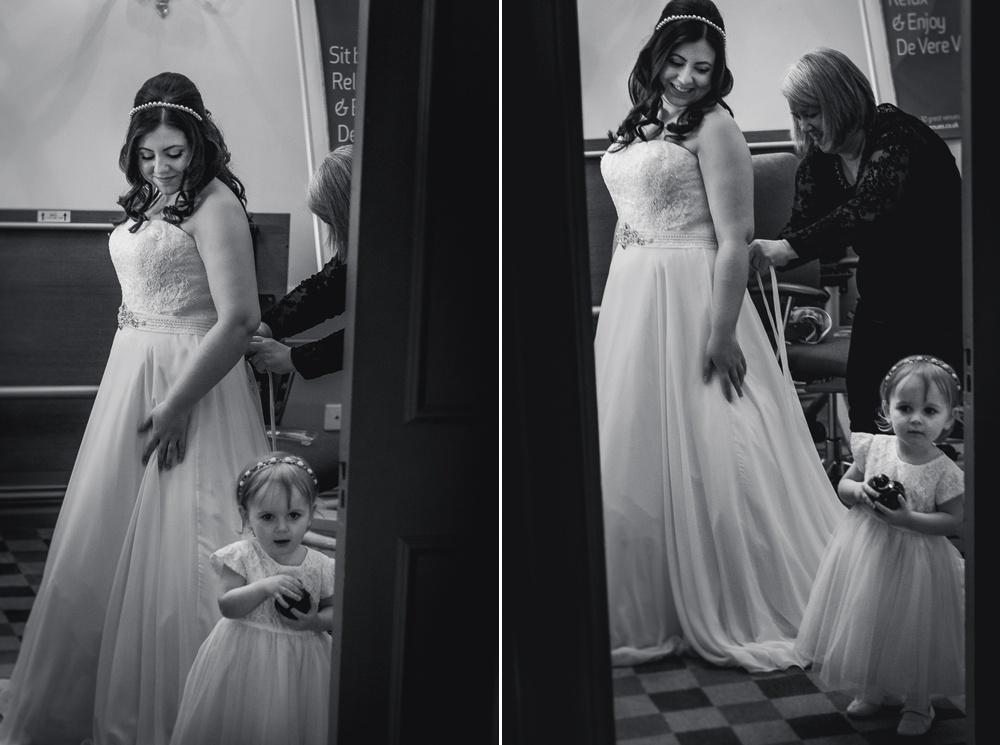 Nikki and Stuart 25 - Hartsfield Manor wedding - Wedding Photographer Sussex