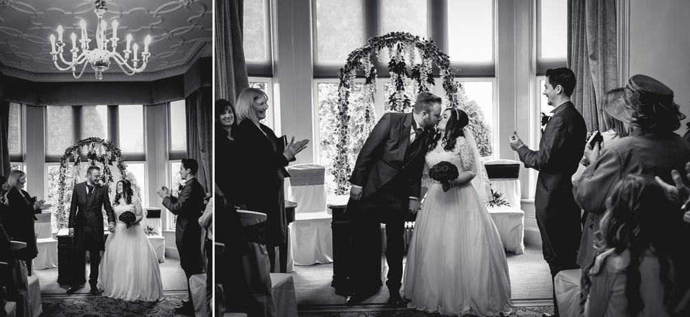 Nikki and Stuart 75 - Hartsfield Manor wedding - Wedding Photographer Sussex