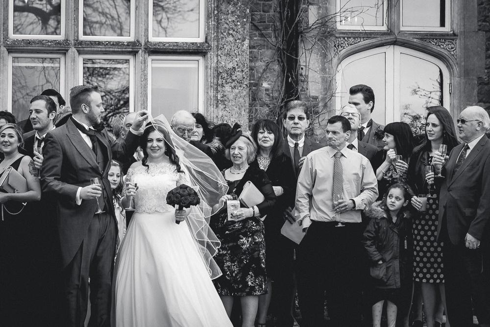 Nikki and Stuart 89 - Hartsfield Manor wedding - Wedding Photographer Sussex