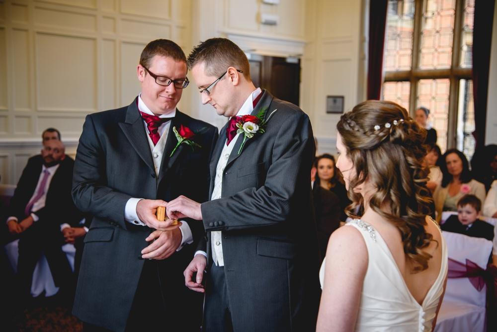 Katy Daren 59 - Putteridge Bury Luton Wedding Photographer Katy & Darren