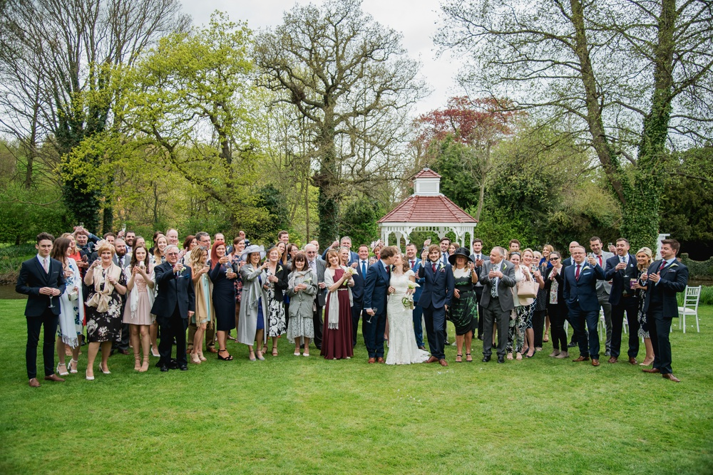 LIZ AND JUSTIN BLOG 101 - Sheene Mill Wedding Liz and Justin
