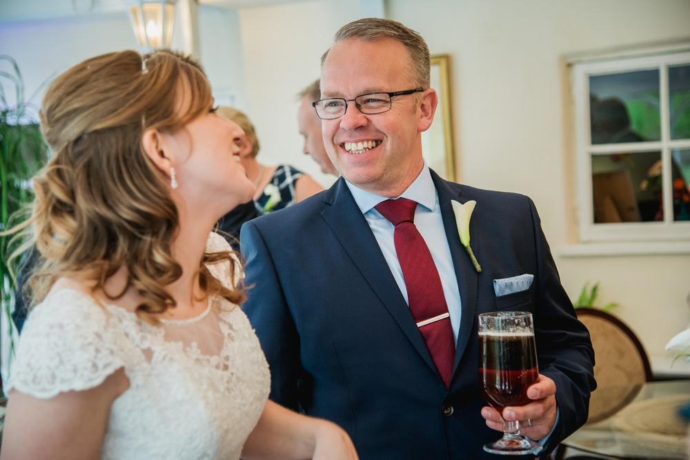 LIZ AND JUSTIN BLOG 155 - Sheene Mill Wedding Liz and Justin