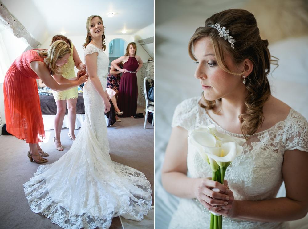 LIZ AND JUSTIN BLOG 23 - Sheene Mill Wedding Liz and Justin