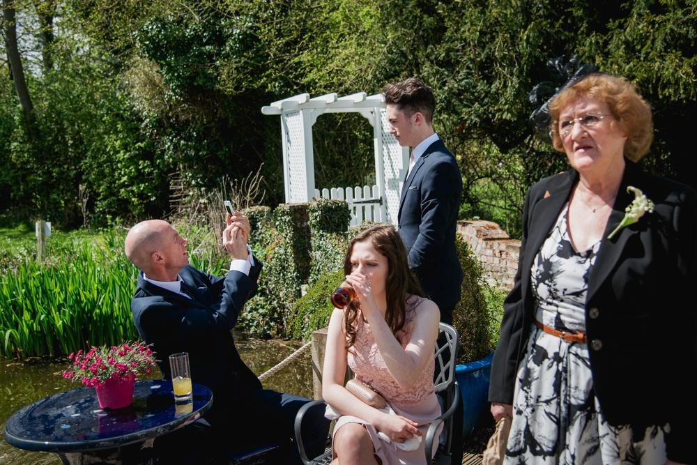 LIZ AND JUSTIN BLOG 36 - Sheene Mill Wedding Liz and Justin