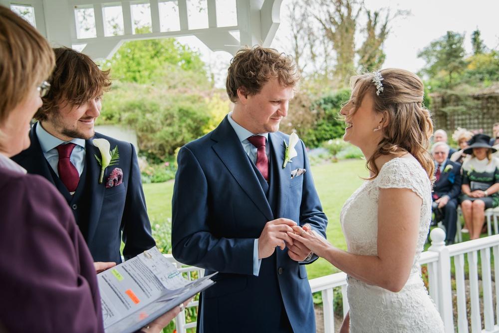 LIZ AND JUSTIN BLOG 67 - Sheene Mill Wedding Liz and Justin