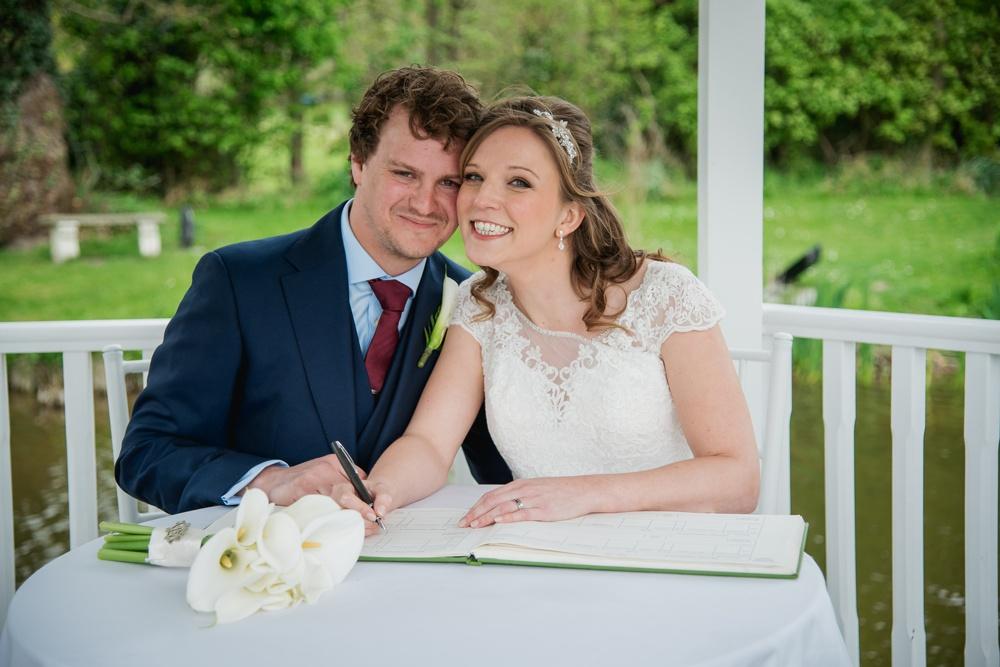LIZ AND JUSTIN BLOG 79 - Sheene Mill Wedding Liz and Justin