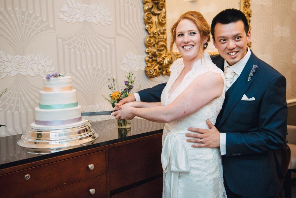 Hannah Chi 129 - Hotel du Vin Wimbledon wedding Photographer Hannah&Chi
