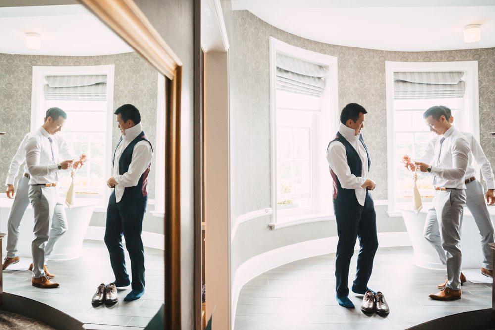 Hannah Chi 6 - Hotel du Vin Wimbledon wedding Photographer Hannah&Chi