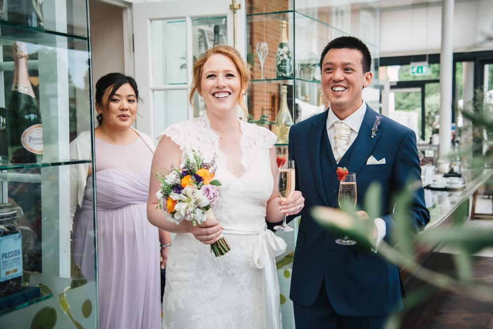 Hannah Chi 97 - Hotel du Vin Wimbledon wedding Photographer Hannah&Chi