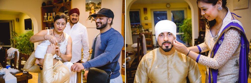 GURJ SUKH 1 - Asian wedding photographer London | Sikh wedding photography