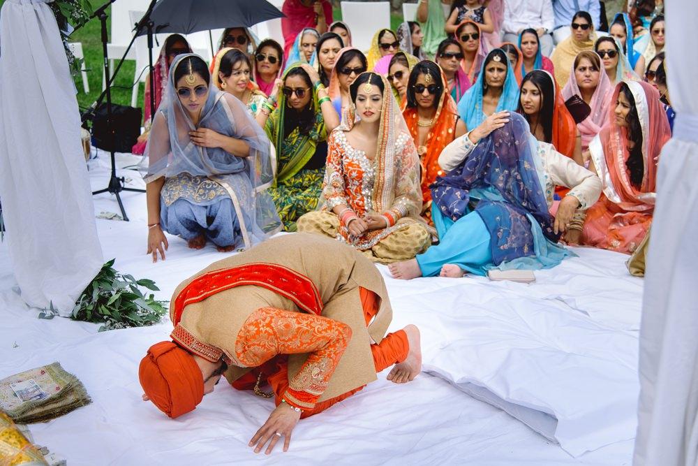 GURJ SUKH 159 - Asian wedding photographer London | Sikh wedding photography